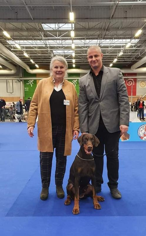 paris dog show